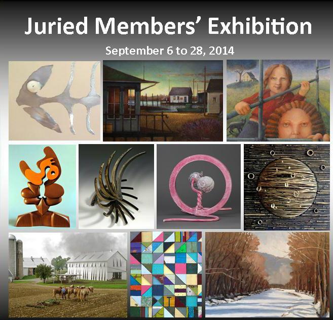 Andrew Conti Artist Exhibition