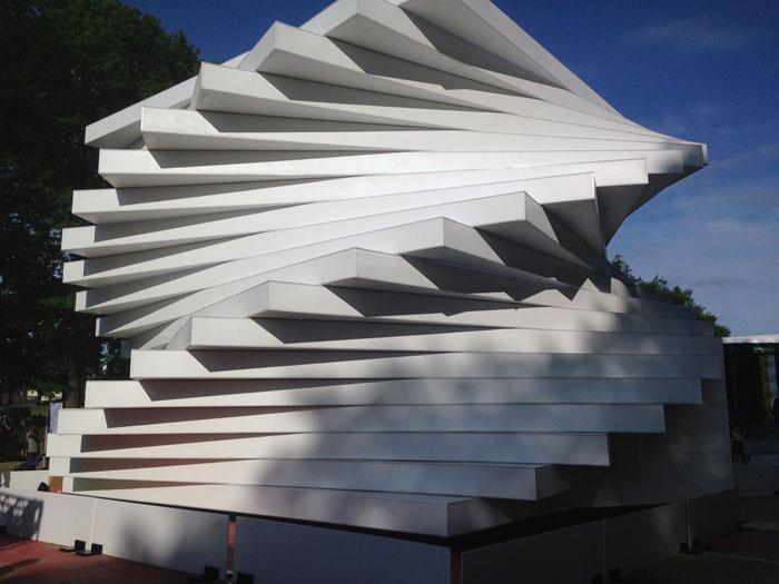 Future Sensations Pavilion