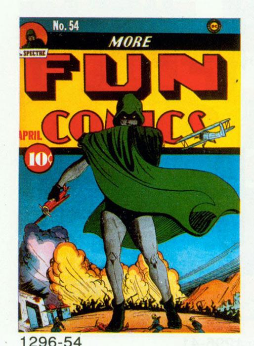 More Fun Comics The Spectre