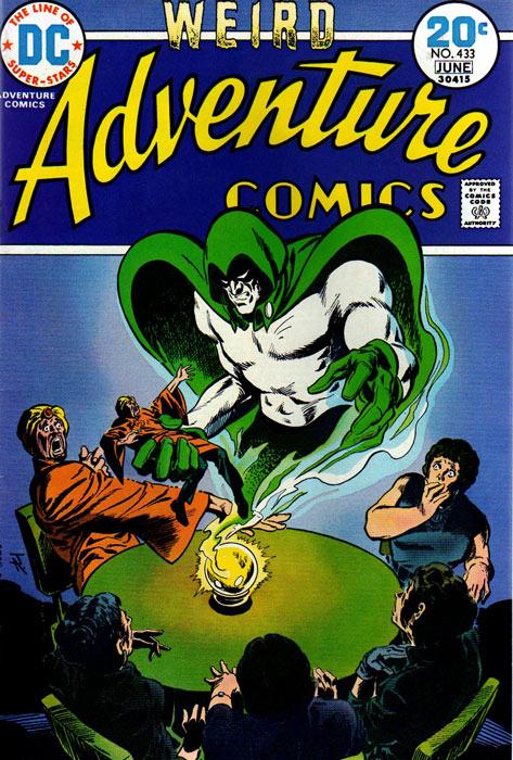 Adventure Comics The Spectre