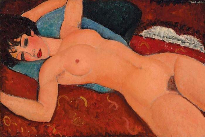 Modigliani painting
